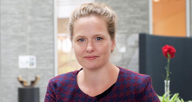 Netværkschef Sine Berg Schuwendt. Foto: Lauren McCormick
